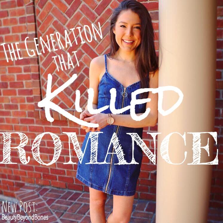 The Generation that Killed Romance